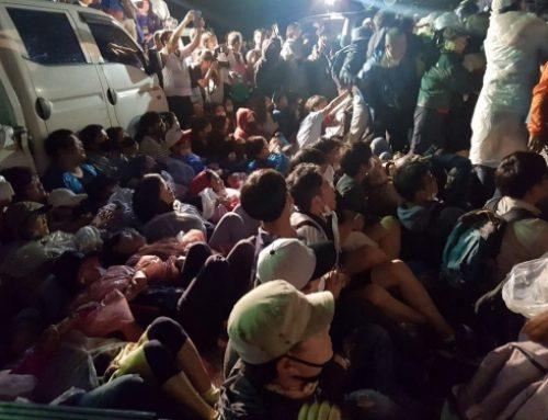 [2017년 9월 7일] 문재인정부의 폭력적인 사드 추가배치 강행, 소성리의 저항과 고통