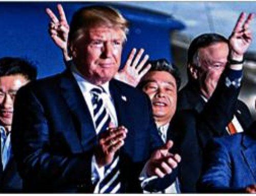 """[2018년 5월 13일]열군의 뉴스레터 제140호 – """"북미정상회담 일정 합의 한반도 평화의 '큰 성공' 위한 시작 되길"""" 외"""